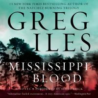 Cover image for Mississippi blood Penn Cage Series, Book 6.