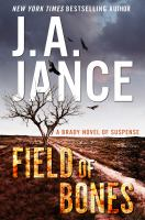 Cover image for Field of bones. bk. 18 : Joanna Brady series
