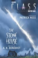 Cover image for Class. The stone house