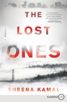 Cover image for The lost ones. bk. 1 Nora Watts series
