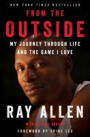 Cover image for From the outside : my journey through life and the game I love