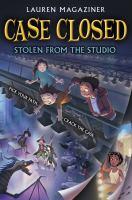 Imagen de portada para Stolen from the studio. bk. 2 : Case closed series
