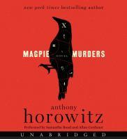 Imagen de portada para Magpie murders [sound recording CD]