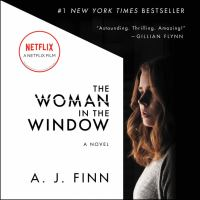Cover image for The woman in the window a novel