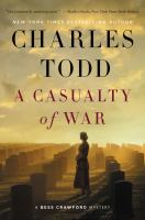 Imagen de portada para A casualty of war. bk. 9 : Bess Crawford series