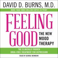 Imagen de portada para Feeling good the new mood therapy