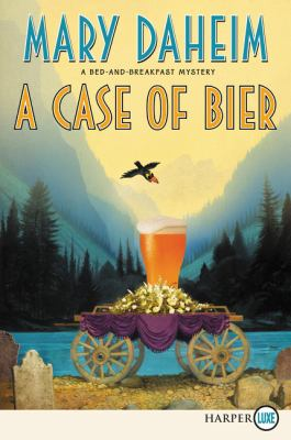 Cover image for A case of Bier. bk. 31 Bed-and-breakfast mystery series