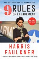 Cover image for 9 rules of engagement : a military brat's guide to life and success