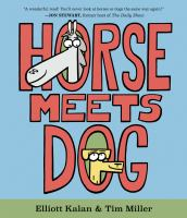 Cover image for Horse meets dog