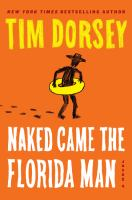 Cover image for Naked came the Florida man. bk. 23 : Serge Storms series