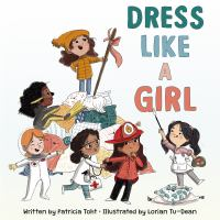 Cover image for Dress like a girl