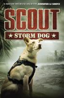 Cover image for Storm dog : Scout series