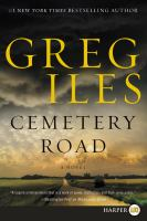 Cover image for Cemetery road a novel