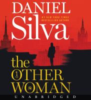 Cover image for The other woman. bk. 18 [sound recording CD] : Gabriel Allon series