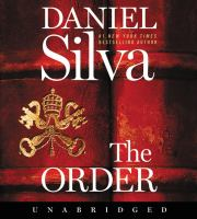 Cover image for The Order. bk. 20 [sound recording CD] : Gabriel Allon series