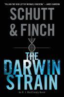 Cover image for The Darwin strain. bk. 3 : R. J. MacCready series