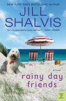 Cover image for Rainy day friends. bk. 2 : a novel : Wildstone series
