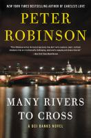 Cover image for Many rivers to cross. bk. 26 : DCI Banks series