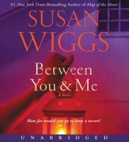 Cover image for Between you & me [sound recording CD]