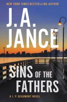 Cover image for Sins of the fathers. bk. 24 : J.P. Beaumont series