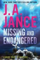 Imagen de portada para Missing and endangered. bk. 19 : Joanna Brady series