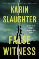 Imagen de portada para False witness