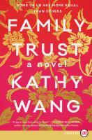 Cover image for Family trust a novel