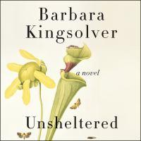 Imagen de portada para Unsheltered a novel