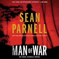 Cover image for Man of war An Eric Steele Novel.