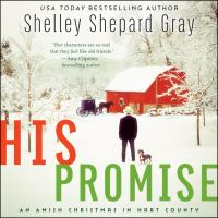 Cover image for His promise An Amish Christmas in Hart County.