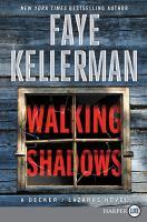 Imagen de portada para Walking shadows. bk. 25 Decker/Lazarus series