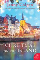 Cover image for Christmas on the island. bk. 3 : a novel : Summer seaside kitchen series