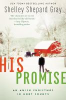 Cover image for His promise. bk. 6 : Amish of hart county series