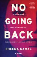 Imagen de portada para No going back. bk. 3 : Nora Watts series