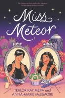 Cover image for Miss Meteor