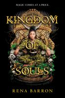 Cover image for Kingdom of souls