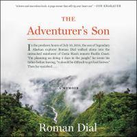 Cover image for The adventurer's son A memoir.
