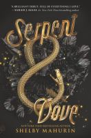 Cover image for Serpent & dove. bk. 1 : Serpent & Dove series