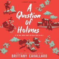 Imagen de portada para A question of holmes