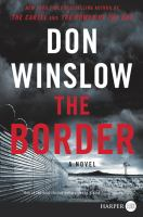 Cover image for The border. bk. 3 Power of the dog series