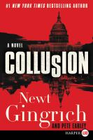 Cover image for Collusion [large print] : a novel