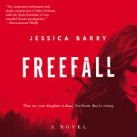 Cover image for Freefall A Novel.