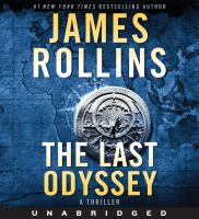 Cover image for The last odyssey. bk. 15 [sound recording CD] : Sigma Force series