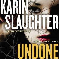 Cover image for Undone A Novel.