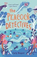Cover image for The peacock detectives