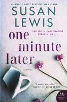 Imagen de portada para One minute later : a novel