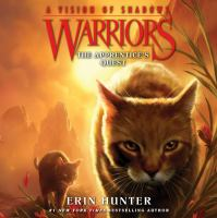 Cover image for The apprentice's quest Warriors: A Vision of Shadows Series, Book 1.