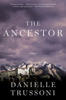 Cover image for The ancestor : a novel