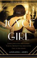 Imagen de portada para The Joyce girl : a novel of Jazz Age Paris