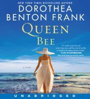 Cover image for Queen bee. bk. 12 [sound recording CD] : Lowcountry tales series